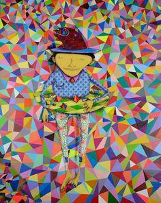 AMAZING brazilian art - Osgemeos