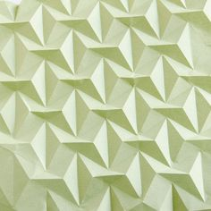 One more #origami #corrugation #paperfolding #ekaterinalukasheva