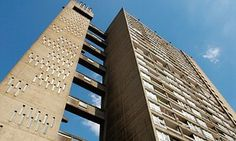 Balfron Tower Poplar London UK 2008