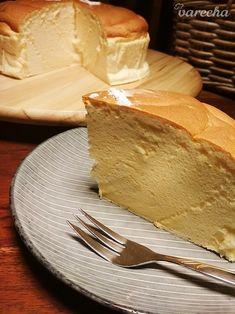 Japonský cheesecake (fotorecept) - recept | Varecha.sk Camembert Cheese, Food And Drink, Foods, Basket, Food Food, Food Items