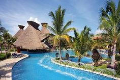 Its even more beautiful in person, a must see. Barcelo Maya Colonial and Tropical Beach, Riviera Maya swim up bar