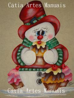 Aulas de pintura em tecido country... Contato por e-mail catiaaartesmanuais@gmail.com