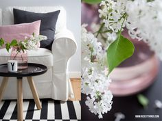 Spring Decoration Lilac Normann Copenhagen Tablo