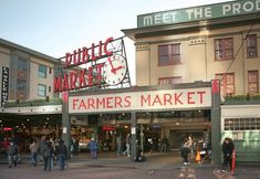 I really want to visit Pike Place Market in Seattle. There is a lot to see and do in Seattle, but the market is where I really want to go. Pike Place Market, Places Ive Been, Places To Go, Seattle Area, Downtown Seattle, Lost City, Free Things To Do, Weird Things, Random Things
