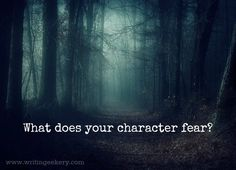 Greatest Fear: How to Find It and Run with It.  Identify your protagonist's greatest fear and use it to improve your story.