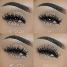 When done professionally eye lash extensions give you long lushes, beautiful lashes that look natural. Eyelash Extensions Styles, Mink Lash Extensions, Best Fake Eyelashes, Mink Eyelashes, Permanent Eyelashes, Thicker Eyelashes, Magnetic Eyelashes, Lower Lashes, Makeup Tricks