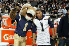 Rampage with Rapper and St. Louis native Nelly!