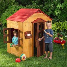 KidKraft Outdoor Playhouse