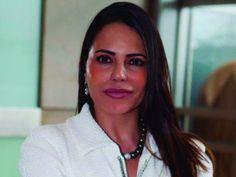 nejmi aziz | Néjmi Aziz, Primeira Dama do Amazonas - Jornal MG Turismo | Jornal MG ...