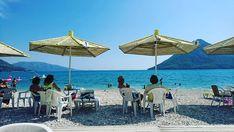 Mytikas beach situated between Astakos and Vonitsa region, Etoloakarnania, west Greece Greece, Patio, Travel Trip, Memories, Adventure, Archaeology, Countryside, Beaches, Outdoor Decor