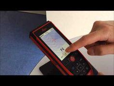 レーザー距離計 DISTO S910 : 測定結果をDXF形式で出力・CADで開き、すぐに編集できます - YouTube
