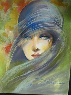 Pinturas Dr retratos
