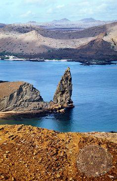 View from Bartolomé Island, Galápagos Islands, Ecuador | HOBERMAN