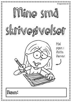 Skrivning indskoling Teacher Boards, My Teacher, Cooperative Learning, Phonics, Kindergarten, Homeschool, Language, Classroom, Teaching