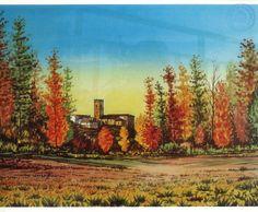 Acuarelas y óleos de José Miguel Calzada en la Caja de Ahorros de Cuenca y Ciudad Real Marzo 1992 #CajaAhorrosCuenca #Cuenca #JoseMiguelCalzada