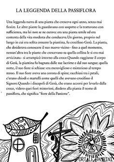 LA LEGGENDA DELLA PASSIFLORA | Portale Bambini Digital Story, Problem Solving, Education, School, Books, Theater, Reading, Libros, Book