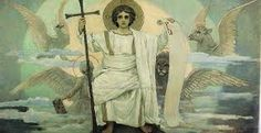Картинки по запросу Владимирский собор (Киев) Васнецов  Единородный Сын Слово Божие