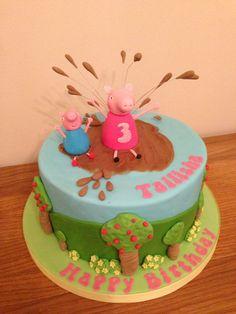 peppa pig decoration party - Αναζήτηση Google