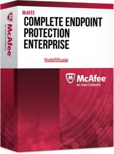 McAfee EndPoint Security 2017 Full Crack & Serial Key Free Download Here!