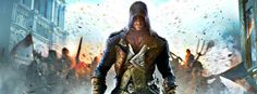 New Arno Assassin Creed Unity Facebook Gamer Cover
