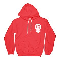 Female Rights Hoodies
