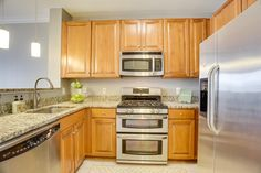 Beautiful Kitchen! http://12001marketst227.realbird.com/