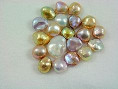 Souffle Pearls - Hollow Baroque Pearls - Google Search