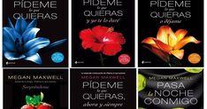 El rincón literario de Ani: Saga Pídeme Lo Que Quieras - Megan Maxwell Megan Maxwell Pdf, Eric Zimmerman, Saga, Romance Books, End Of Relationship, Dibujo