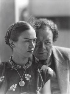 The Detroit Institute of the Arts exhibit, Diego Rivera and Frida Kahlo in Detroit, March 15-July 12, 2015 at the DIA. What an awesome review of their work http://www.dia.org/