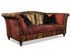 Shop for Old Hickory Tannery Sofa, and other Living Room Sofas at Hickory Furniture Mart in Hickory, NC. Foam Comfort Down Cushions. Tight Back. 2 Back Cushions. Hickory Furniture, Country Furniture, Furniture Decor, Cushions On Sofa, Couch, Throw Pillows, Living Room Sofa, Living Room Furniture, Old Hickory Tannery
