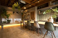 Home diy bar projects 36 Ideas for 2019 Room Interior, Home Interior Design, Interior And Exterior, Modern Japanese Interior, Natural Interior, Treatment Rooms, Loft, New Home Designs, My Room