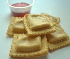 Ravioli Food Soap