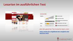 http://www.ihr-singleboersen-vergleich.de/lesarion-test/ Lesarion - die Lesben-Community! Kostenlos nutzbar. Mehr im ausführlichen Test.