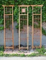 19 Awesome DIY Trellis Ideas For Your Garden, Tags: How do you build a trellis?, What is a garden trellis used for?, How do you grow cucumbers on a trellis?, What is a trellis design? Wall Trellis, Wooden Trellis, Diy Trellis, Trellis Ideas, Plant Trellis, Patio Trellis, Lattice Wall, Metal Trellis, Garden Arbor