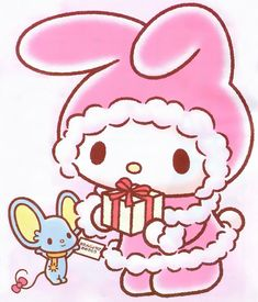 My Melody Winter           |           ❥, ʅεﻨ ʅεﻨ