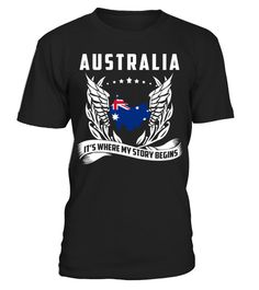 # Australia - Australia is where my story begins tee .  Australia - Australia is where my story begins teeKangaroo, Down Under, Koala, Sydney, Aussie, Marsupial, Hawaii, love, funny, Australia, Australian shepherd, Australian open, australian, australia, australia beach, australian shepherd, australianHow to place an order 1. Choose the model from the drop-down menu 2. Click on >> Buy it now << 3. Choose the size and the quantity 4. Add your delivery address and bank details 5. And that's…