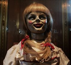 The Conjuring - Doll creeped me out.