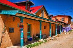 Color New México. #ourense