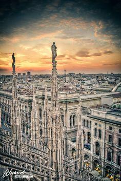Milan, Italy  http://www.travelandtransitions.com/destinations/destination-advice/europe/