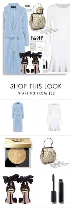"""Yoins.com: The new pretty"" by hamaly ❤ liked on Polyvore featuring Bobbi Brown Cosmetics, Miu Miu, Chanel, Nordstrom, yoins, yoinscollection and loveyoins"