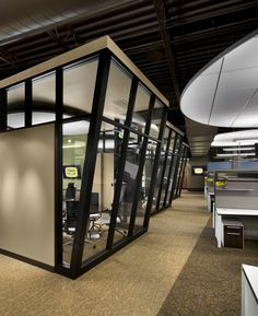 Otterbox Headquarters Ogy Design Commerical Office Ideas
