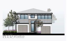 contemporary cottage, woods cove, laguna beach // Moss Yaw Design