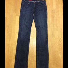 "AG Adriano Goldsschmied NWOTSexy Adriano Goldschmied Casablanca Dark wash, Slim straight leg. Rise 7"" Inseam 32"" Thanks for looking. Will consider any reasonable offers AG Adriano Goldschmied Jeans Straight Leg"