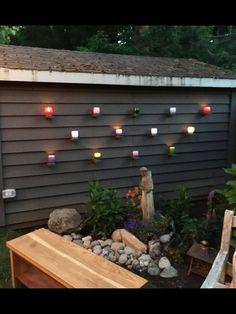 #glassybaby  Outdoor patio fun!