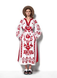 Your Favorite Bohemian Garb Is Actually Traditional Ukrainian Costume