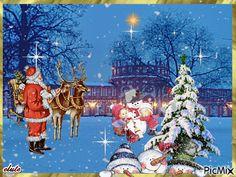 weihnachten im schlosspark biebrich