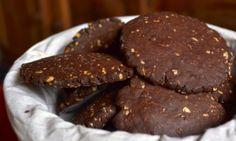 galletas de algarroba y avena 2 Yummy Cookies, Cake Cookies, Oreo, Bread Cake, Gluten Free Cakes, Vegan Cake, Sin Gluten, Healthy Treats, Afternoon Tea