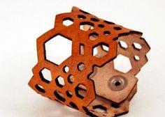 Corte Laser - Tela / Cuero - Luma - Club de Diseño
