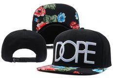 Dope Floral Snapback Hat (1) , wholesale for sale  $5.9 - www.hatsmalls.com
