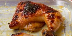 Baked Mustard Chicken | Recipes | Yummy.ph - the online source for easy Filipino recipes, and more!